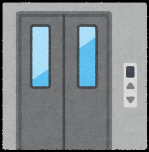 エレベーターの工事について