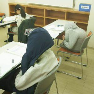 2月から新学年スタート!