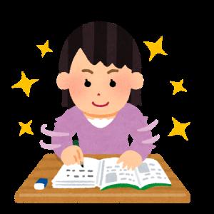 ◇~中学部より~ 『テストに対する意識 ◎』です。